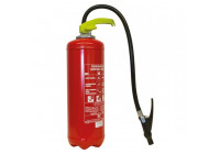 Brandsläckare 6kg belgiska standarden (byggnader)