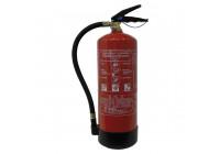 Brandsläckare 6kg belgiska standarden (fordon)