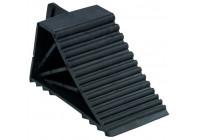 Plast Hjul Stopper (Wig / Keil) - Svart - per enhet