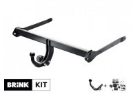 BRINK KIT Trekhaak vast + 13p kabelset