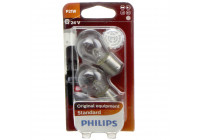 Philips 13498B2 BA15s P21W 24V sätta en två bitar