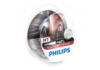 Philips 12258VPS2 H1 VisionPlus 55W 12V - 2 delar