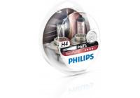 Philips 12342VPS2 H4 VisionPlus 55W 12V - 2 delar