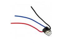 Plug ersättnings H4 glödlampa