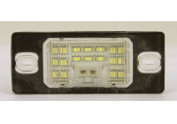 Ställ anpassade LED registreringsskylt belysning Audi / Volkswagen / Porsche Diverse DL AUN05 AutoStyle