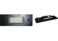 Ställ Skylt LED-lampor Semi fit - Alpha / BMW / Fiat / Opel DL BMN06 AutoStyle