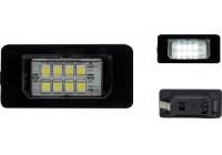 Ställ Skylt LED-lampor Semi monte- VAG / Porsche