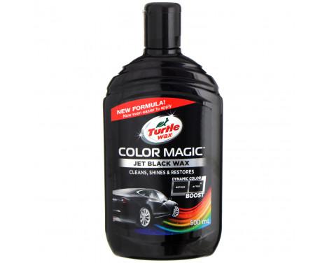 Turtle Wax Color Magic Jet Black 500 ml