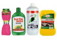 """Turtle Wax paketet """"Tvätta och vaxa"""""""