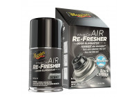 Meguiars Air-Refresher - Svart Chrome