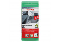 SONAX 412 200 Inredning Cleaning Wipes 25st