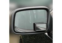 Dead-vinkel spegel rektangel