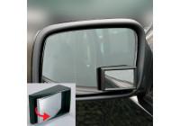 Dodehoekspiegel 48x29mm rektangulär justerbar