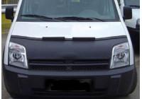 Motorhuv täcka Ford Transit Connect -2007 svart