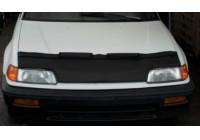 Näsa huven svart Honda Civic 1988-1991