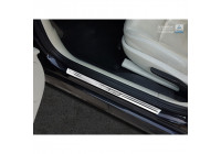 Universal Entry Guard 'Special Edition' Aluminium / Silver - 2-delad - 54 x 3 cm