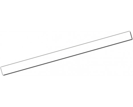 Universal self-adhesive striping AutoStripe Cool200 - White - 3 mm x 975 cm