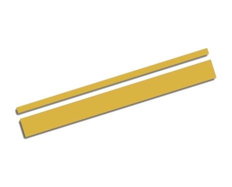 Universal self-adhesive striping AutoStripe Cool350 - Gold - 2 + 3mm x 975cm