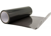 Headlight / tail light foil - Black - 1000x30 cm