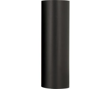 Headlight / tail light foil - Matt Black - 1000x30 cm
