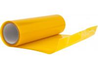 Headlight / tail light foil - Yellow - 1000x30 cm