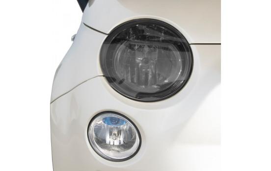 Simoni Racing Headlight / Tail Light foil - Smoke - 60x100 cm