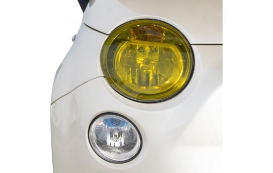 Simoni Racing Headlight / Tail Light foil - Yellow - 60x100 cm