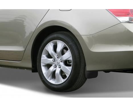 mudflaps set Rear HONDA Accord sedan 2008-2012 2 pcs, Image 2