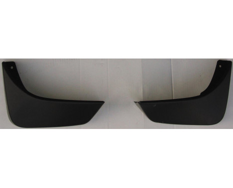 Set Mudflaps (rear) Suzuki Swift II 2005-2007