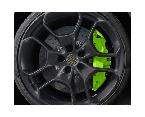 Foliatec Brake caliper paint set - NEON green - 10 pieces, Image 9