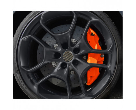 Foliatec Brake caliper paint set - NEON orange - 10 pieces, Image 9