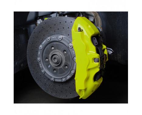 Foliatec Brake caliper paint set - NEON yellow - 10 pieces, Image 8