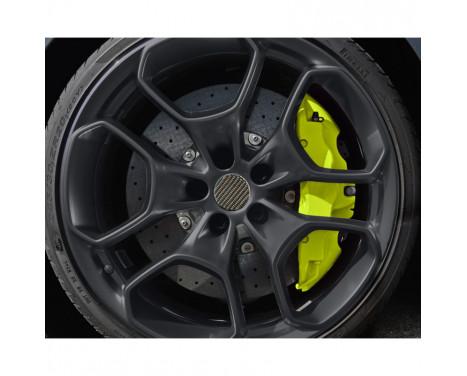 Foliatec Brake caliper paint set - NEON yellow - 10 pieces, Image 9