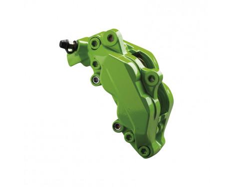 Foliatec Brake caliper paint set - power green - 7 pieces, Image 2
