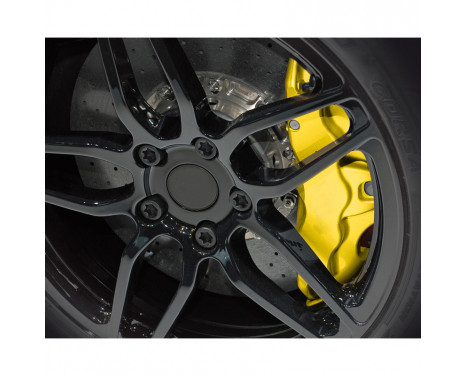 Foliatec Universal 2C Spray Paint - yellow glossy - 400ml, Image 3