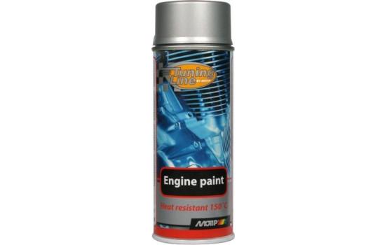 Motip Tuning-Line Heat resistant paint - aluminum - 400ml