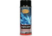 Motip Tuning-Line Heat resistant paint - black - 400ml