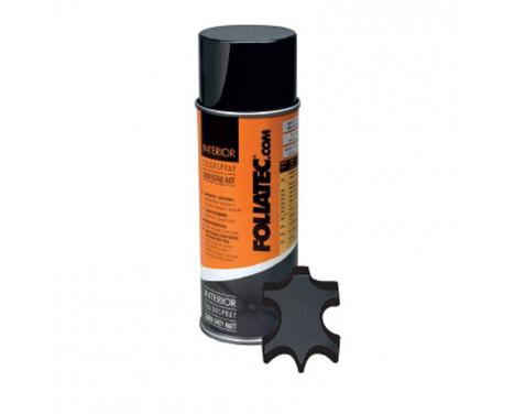 Foliatec Interior Color Spray - Dark gray matte - 400ml