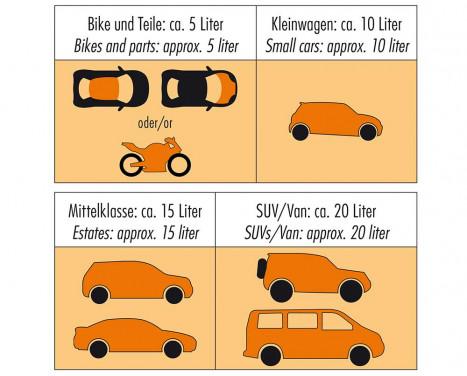 Foliatec Car Body Spray Film (Spray film) - transparent glossy - 5 liters, Image 3