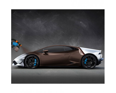 Foliatec Car Body Spray Film (Spray foil) - frozen brown metallic matt - 5 liters, Image 3