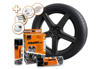 Foliatec Spray Film Set - black glossy - 2x400ml