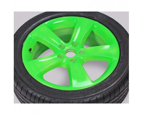 Foliatec Spray Film (Spray film) set - neon green - 4 parts, Image 11
