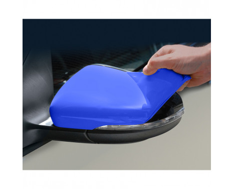 Foliatec Spray Film (Spray foil) set - NEON blue - 2 parts, Image 7