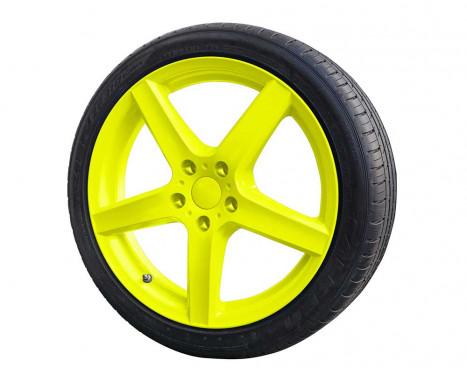 Foliatec Spray Film (Spray foil) set - NEON yellow - 4 parts, Image 3