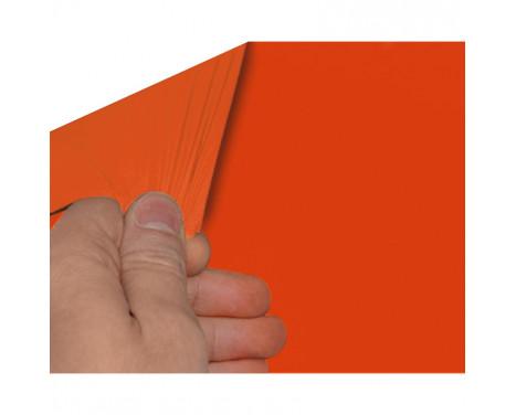 Foliatec Spray Film (Spray foil) Set - orange matt - 2x400ml, Image 5