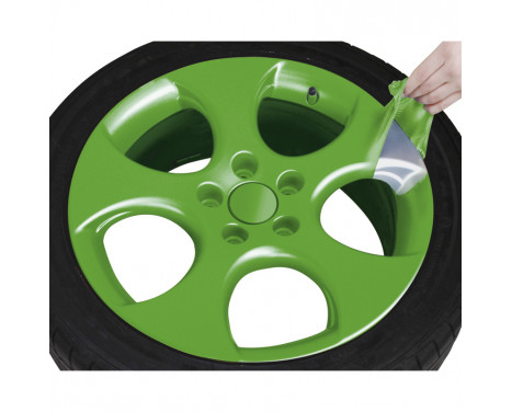 Foliatec Spray Film (Spray Foil) Set - power-green glossy - 2x400ml, Image 6