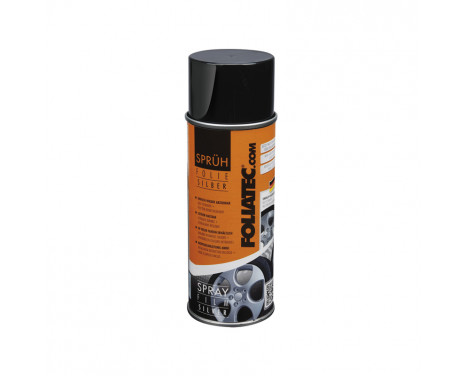Foliatec Spray Film (Spray foil) - silver metallic - 400ml