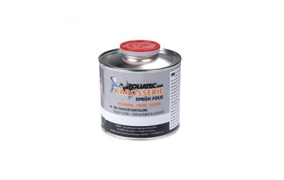 Foliatec Thinner for Car Body Spray Film 1x500ml
