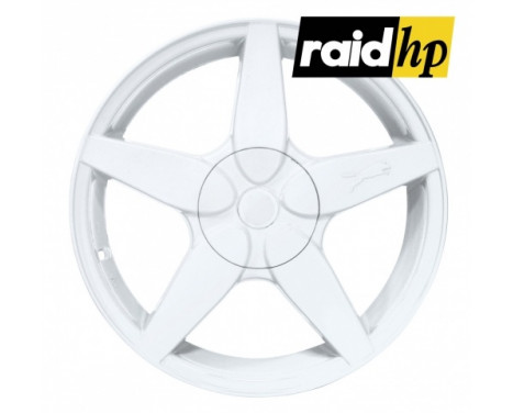 Raid HP liquid spray film - white - 400ml