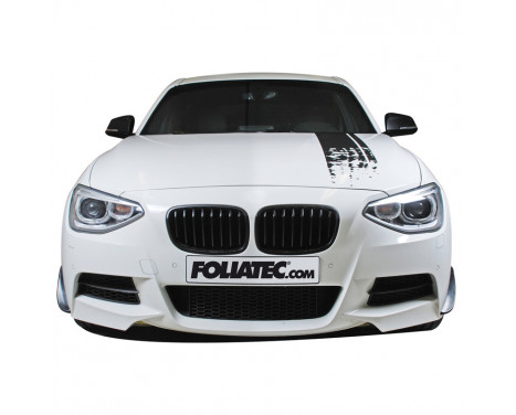 Foliatec Cardesign Sticker - Stripes - black matt - Length 150cm x Width 22cm, Image 4